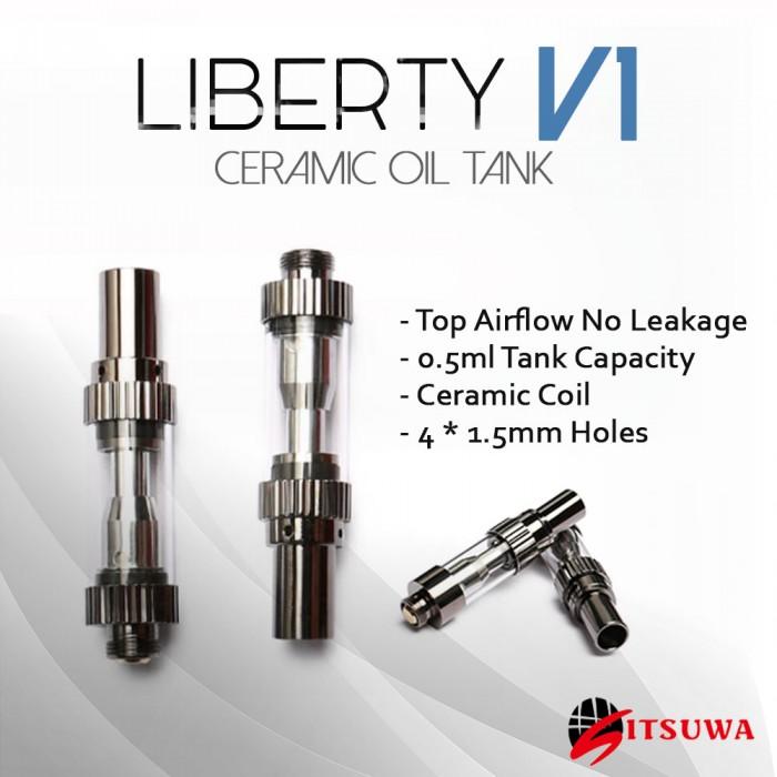 ITSUWA Liberty V1 Ceramic Oil Tank _ 0.5 ml
