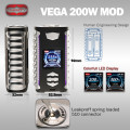OVANTY Vega 200W Mod With Charging Dock