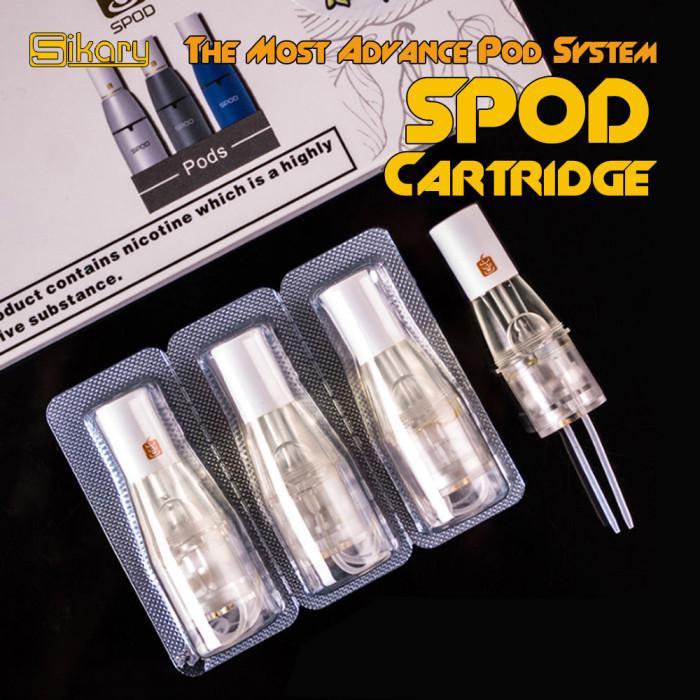 SikaryUSA SPOD Extra Cartridge (5pcs / pk)