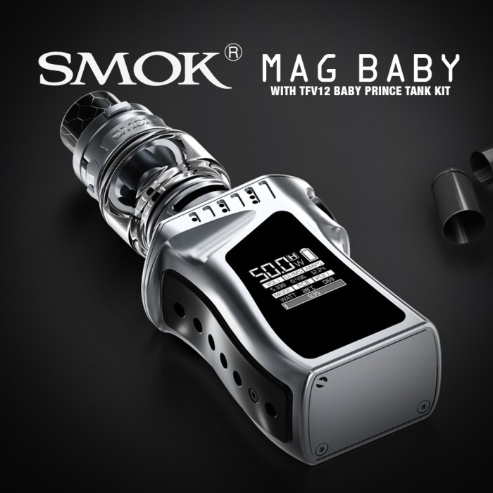 Smok Mag Baby 50W with TFV12 Baby Prince Kit