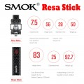 SMOK RESA Stick Kit with Resa Baby Tank