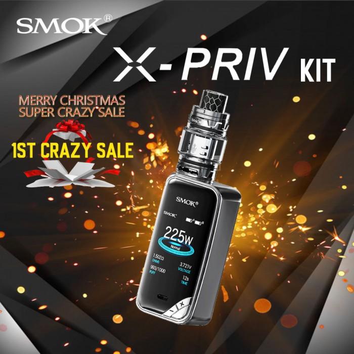 Smok X-Priv Kit with TFV12 Prince Tank