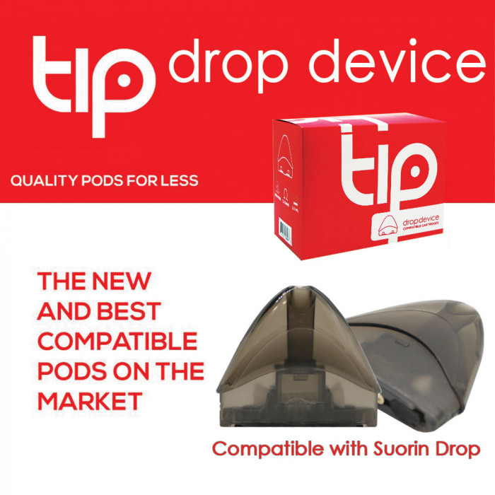Tipvape_Drop device [3pcs/pack]