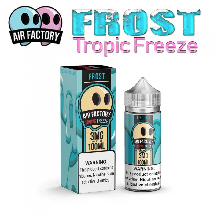 Air Factory_Frost_Tropic Freeze - 100ml