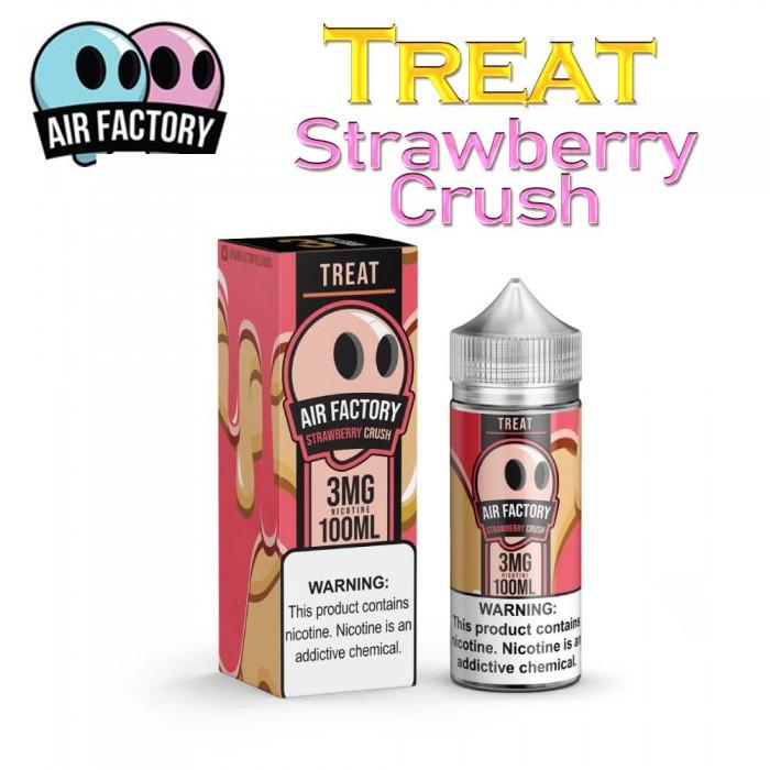 Air Factory_Treat_Strawberry Crush - 100ml