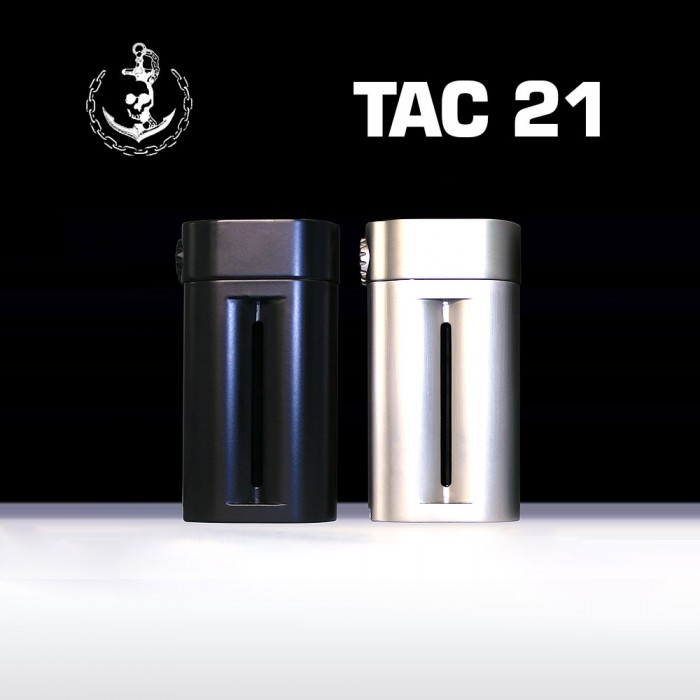 Squid Industries - TAC 21 200W Mod (MSRP $119.99)