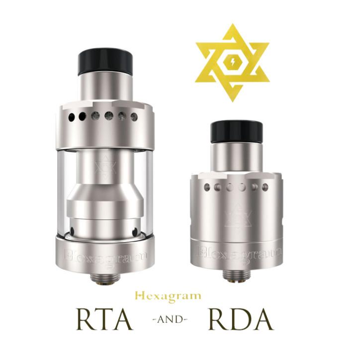 Thunderhead - Hexagram RDTA tank